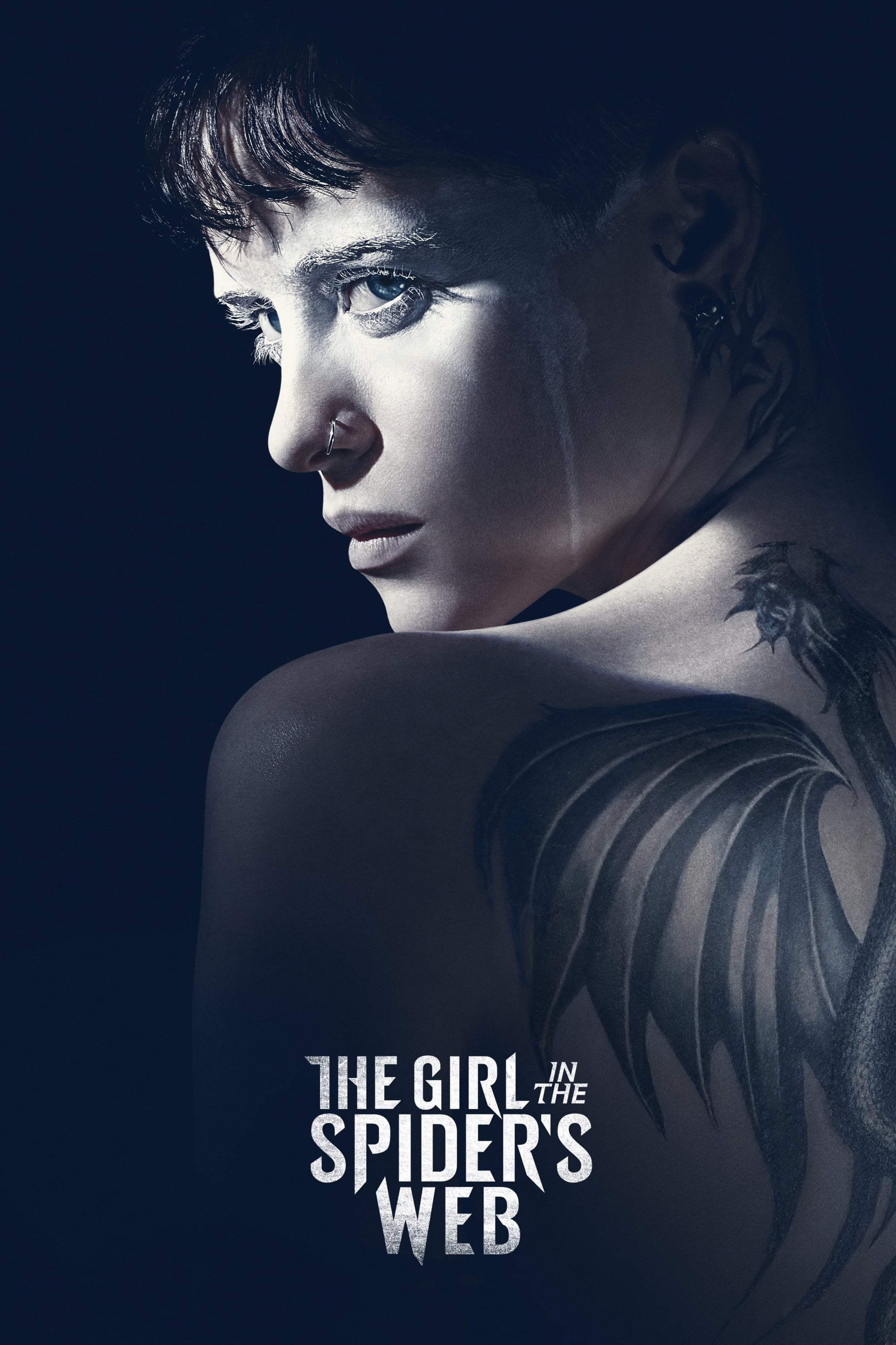 image for The Girl in the Spider