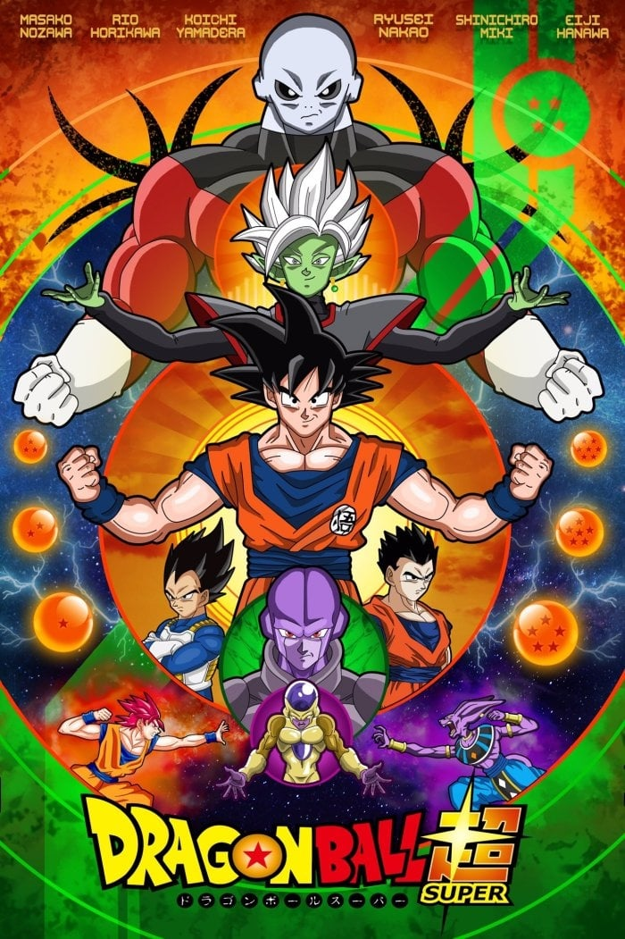 Dragon Ball Super (2018) Torrrent - WEBRip 720p e 1080p Dublado / Dual Áudio Download