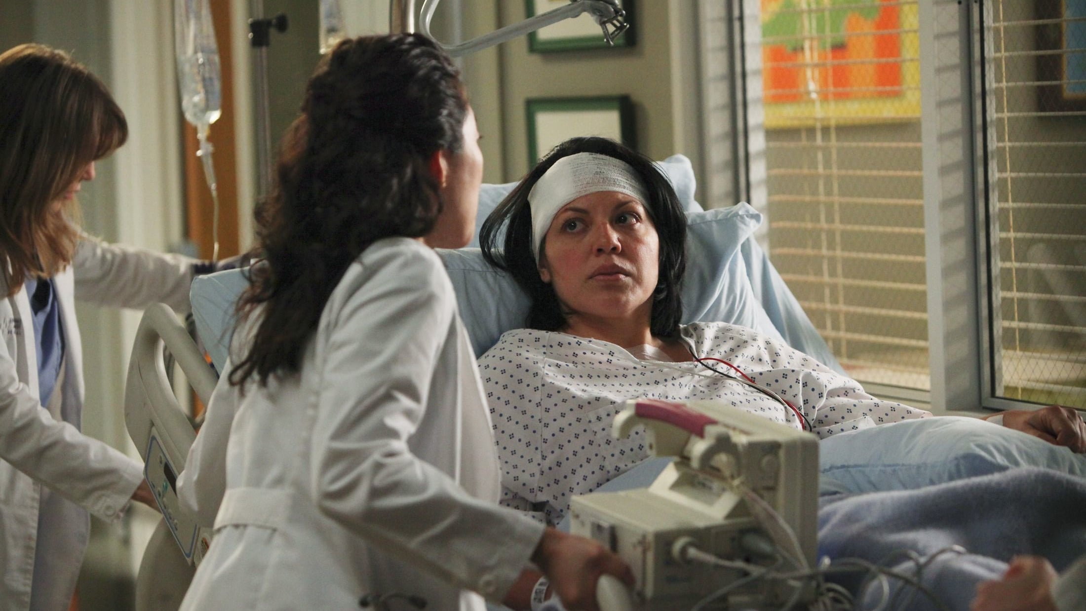 Grey's Anatomy - Season 7 Episode 19 : It's a Long Way Back