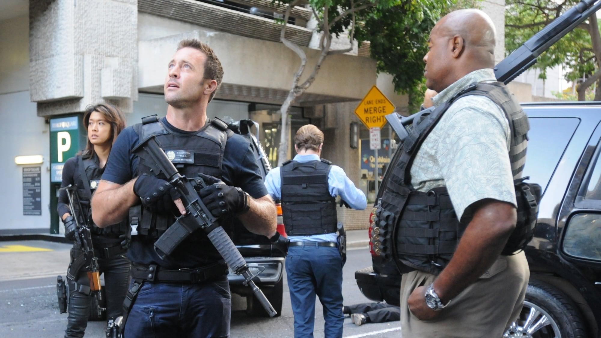 Hawaii Five-0 - Season 6 Episode 24 : Pa'a ka 'ipuka i ka 'upena nananana (The Entrance is Stopped with a Spider's Web)