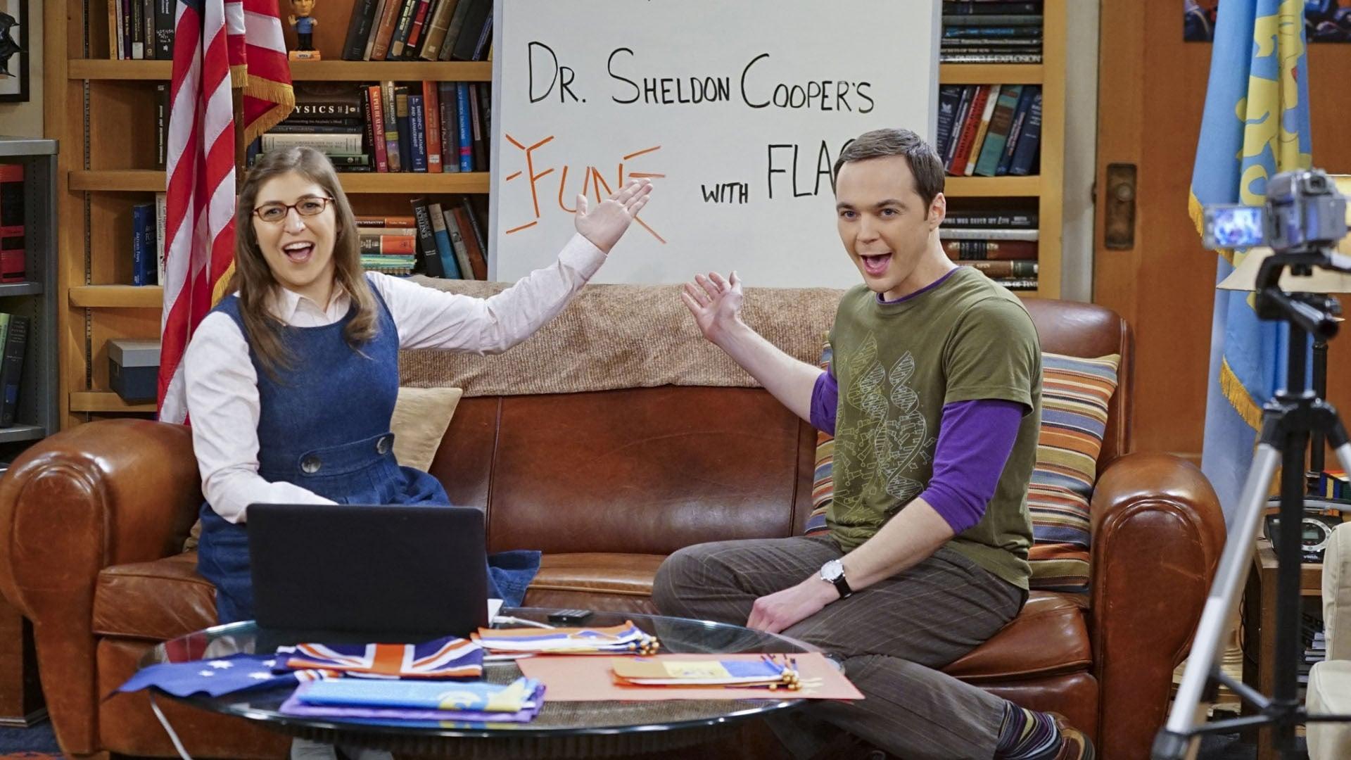 The Big Bang Theory Season 9 :Episode 15  The Valentino Submergence