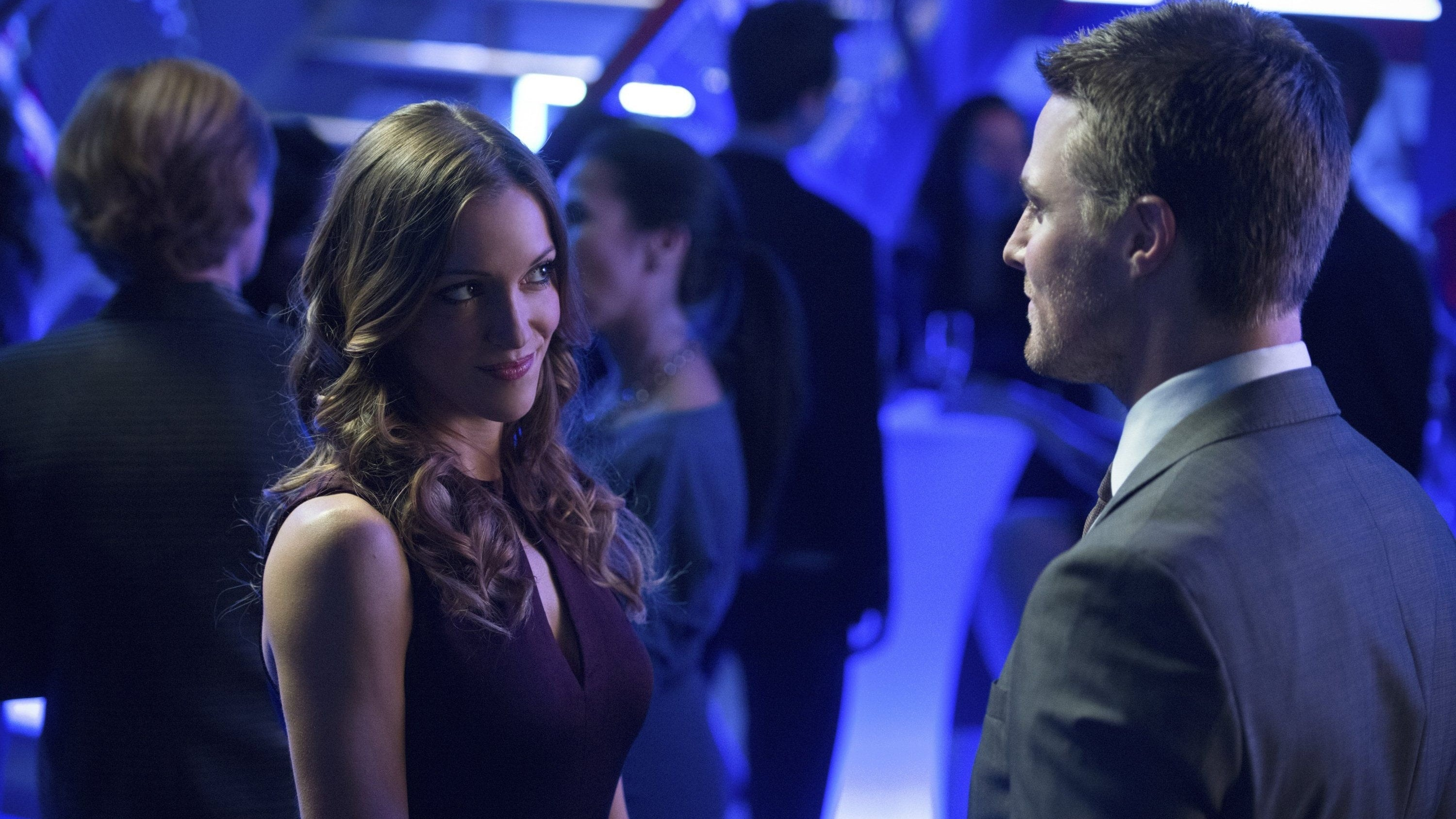 Arrow Season 2 :Episode 10  Blast Radius