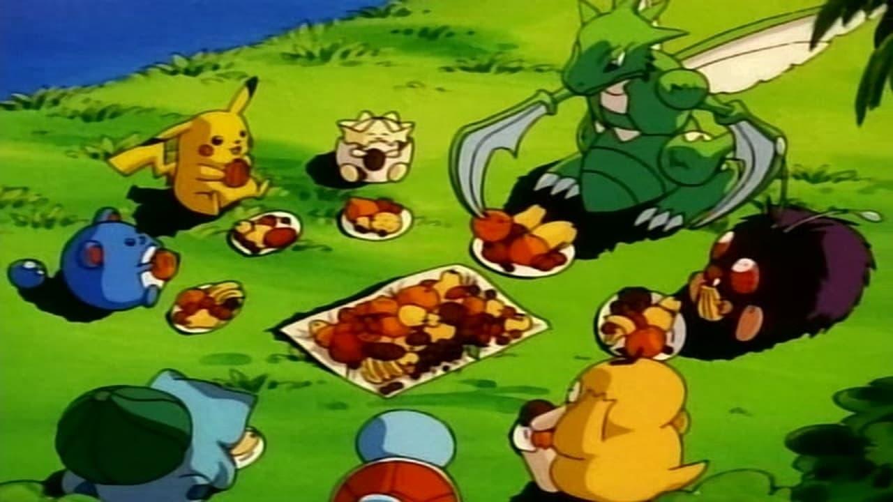Pokémon Season 2 :Episode 18  A Way Off Day Off