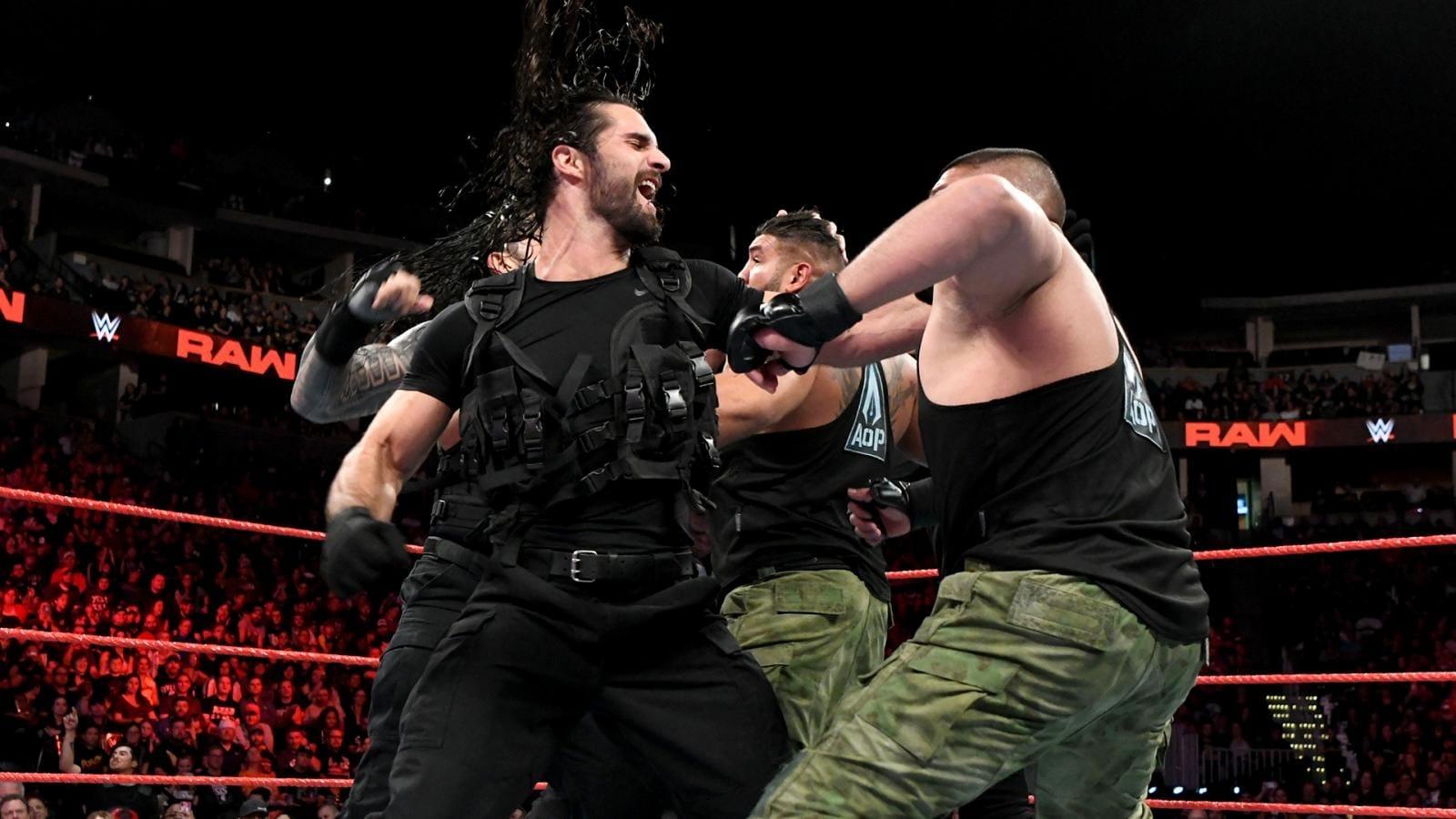 WWE Raw Season 26 :Episode 39  September 24, 2018 (Denver, CO)