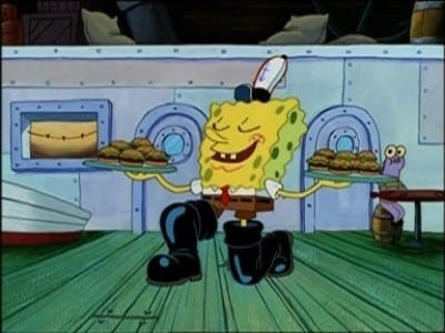 SpongeBob SquarePants Season 1 :Episode 17  Squeaky Boots