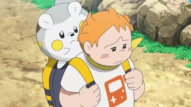 Pokémon Season 20 :Episode 26  So Long, Sophocles!