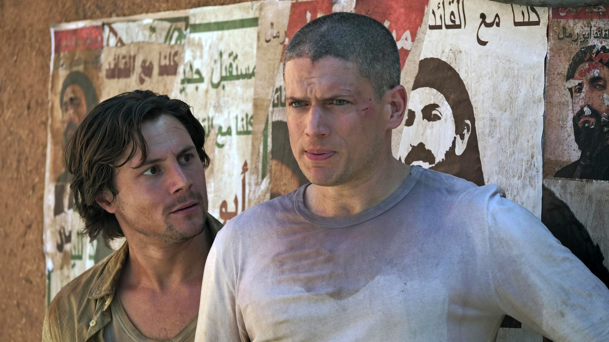 Prison Break - Season 5 Episode 4 : The Prisoner's Dilemma