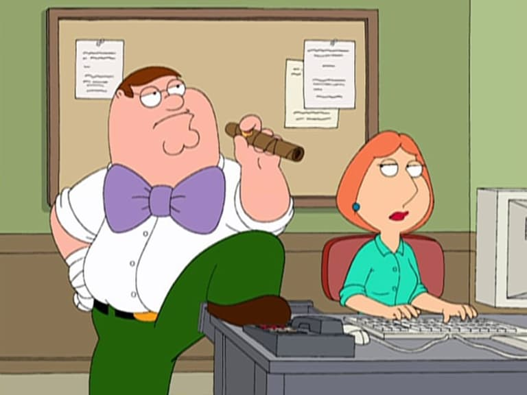 Family Guy Season 5 :Episode 5  Whistle While Your Wife Works