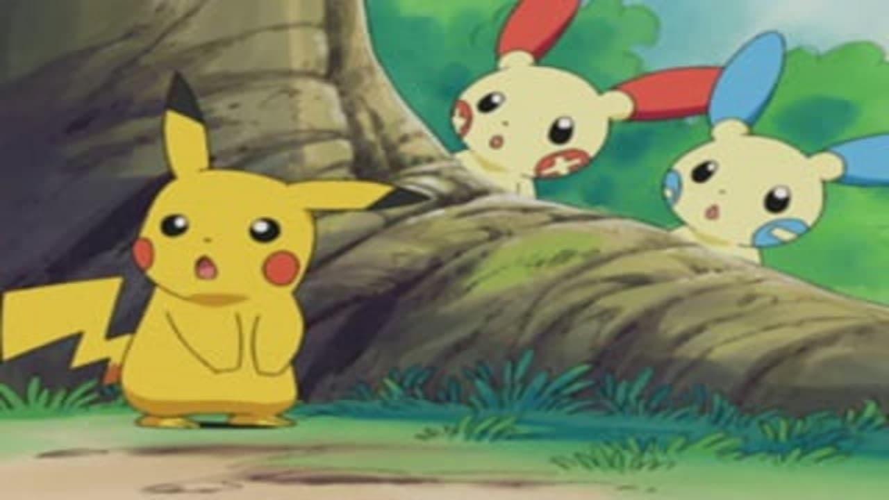 Pokémon Season 7 :Episode 12  Cheer Pressure