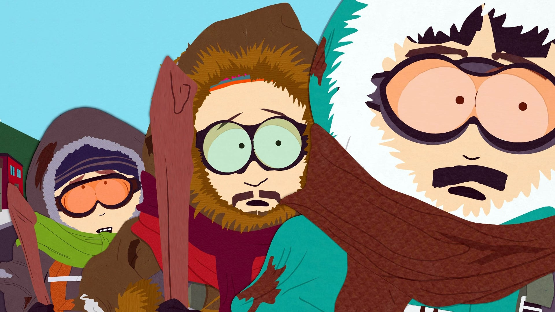 South Park Season 9 :Episode 8  Two Days Before the Day After Tomorrow
