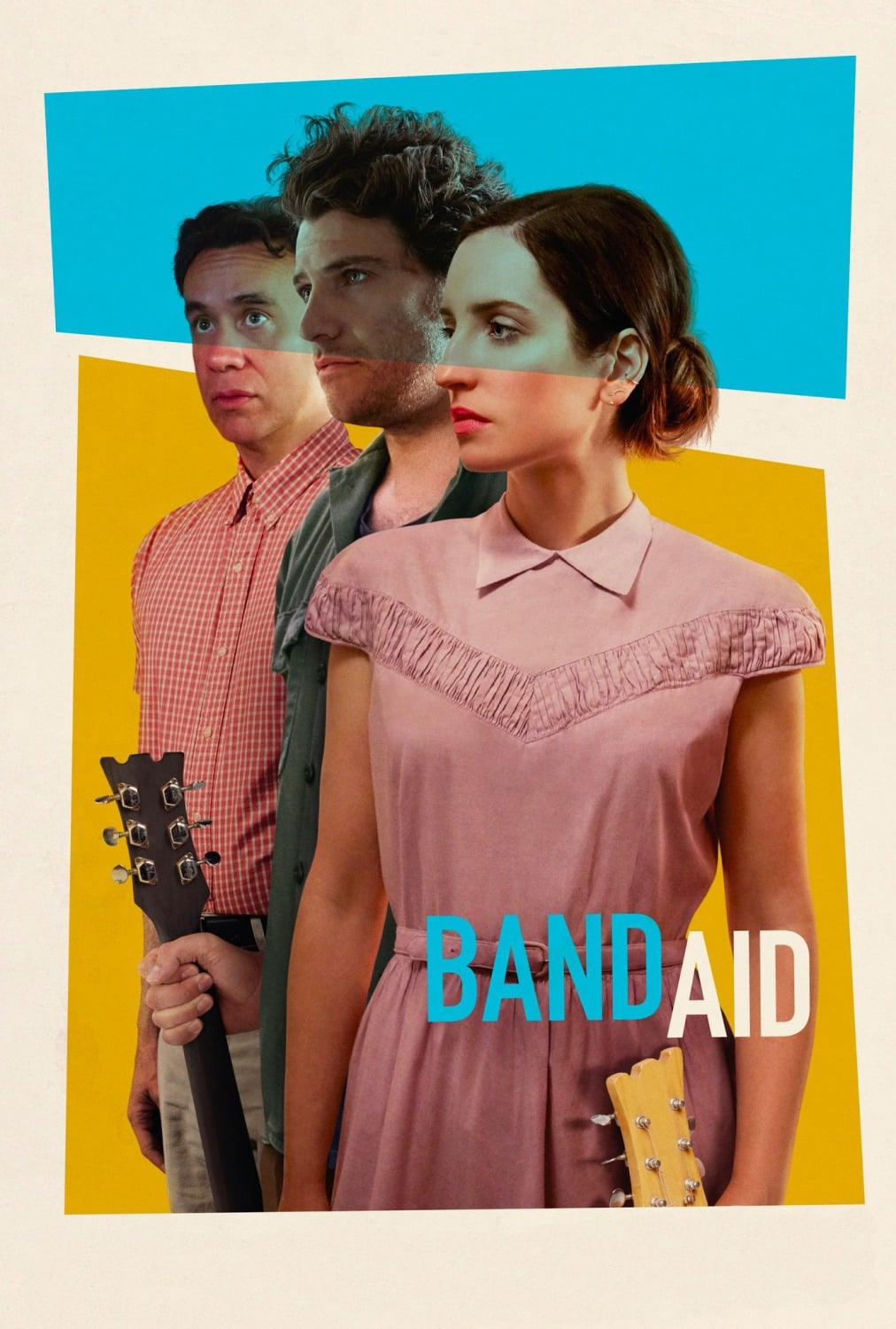 Póster Band Aid