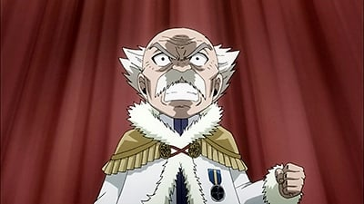 Fairy Tail Season 6 :Episode 9  Tartaros Chapter, Prologue - Fairies vs. Netherworld