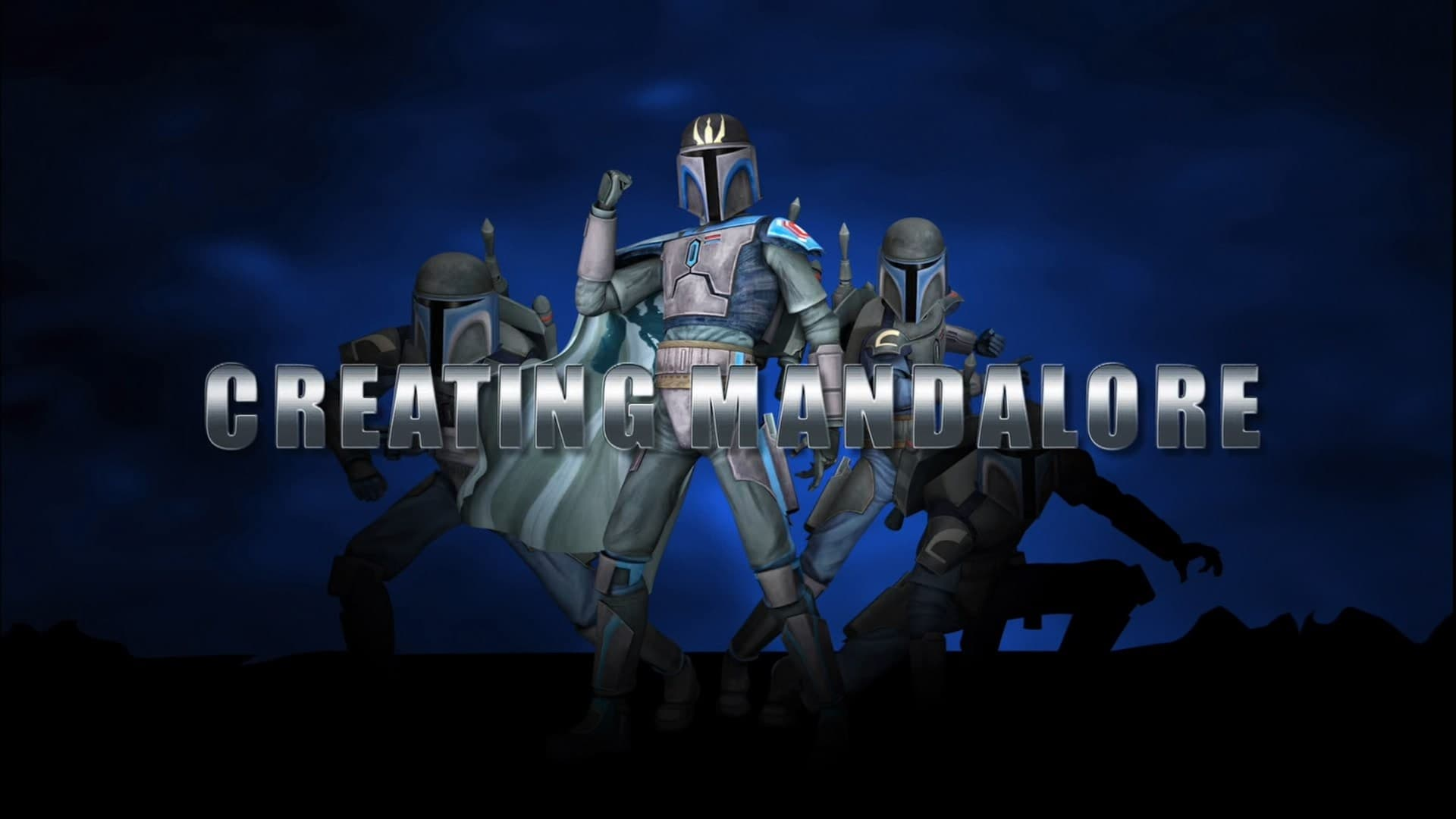 Star Wars: The Clone Wars - Season 0 Episode 105 : Creating Mandalore