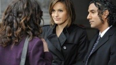 Law & Order: Special Victims Unit - Season 11 Episode 12 : Shadow