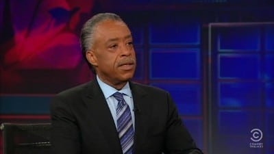 The Daily Show with Trevor Noah Season 17 :Episode 7  Al Sharpton