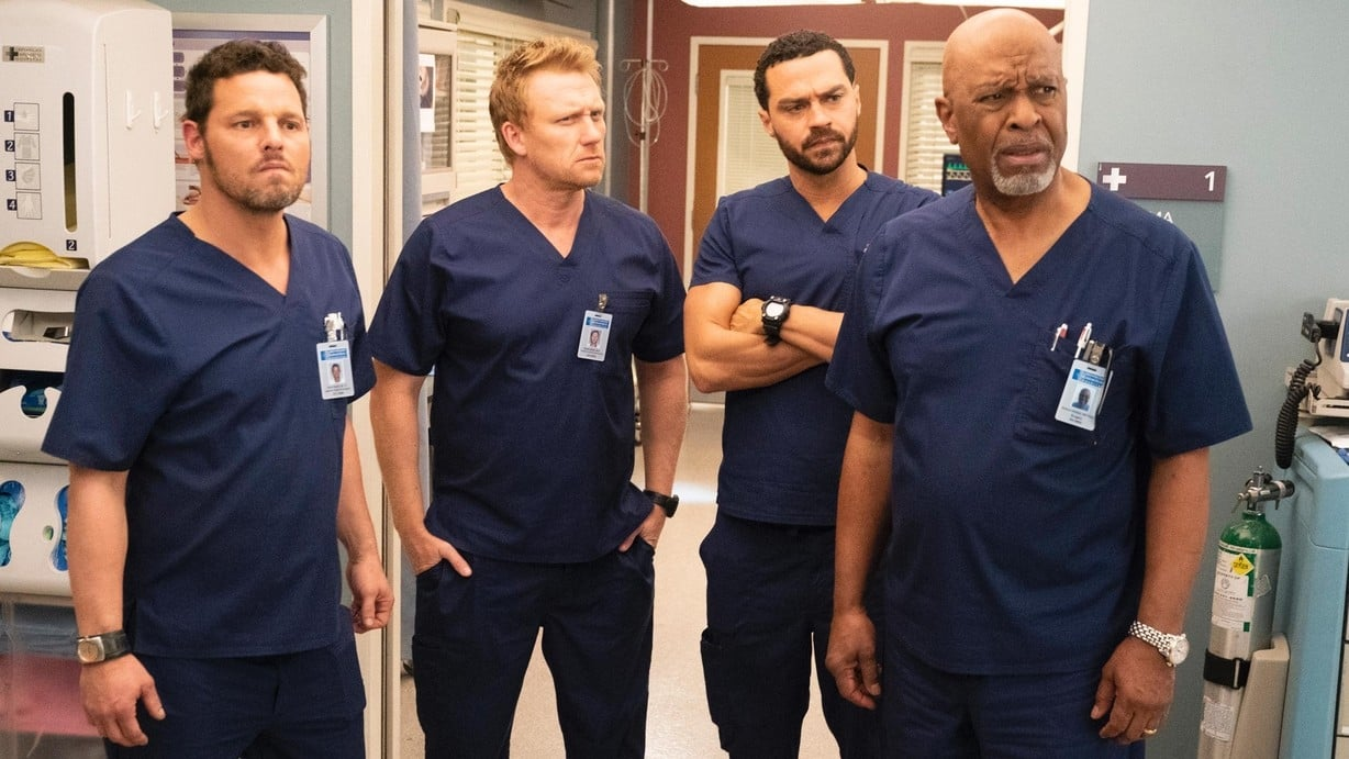Grey's Anatomy Season 15 :Episode 14  I Want a New Drug