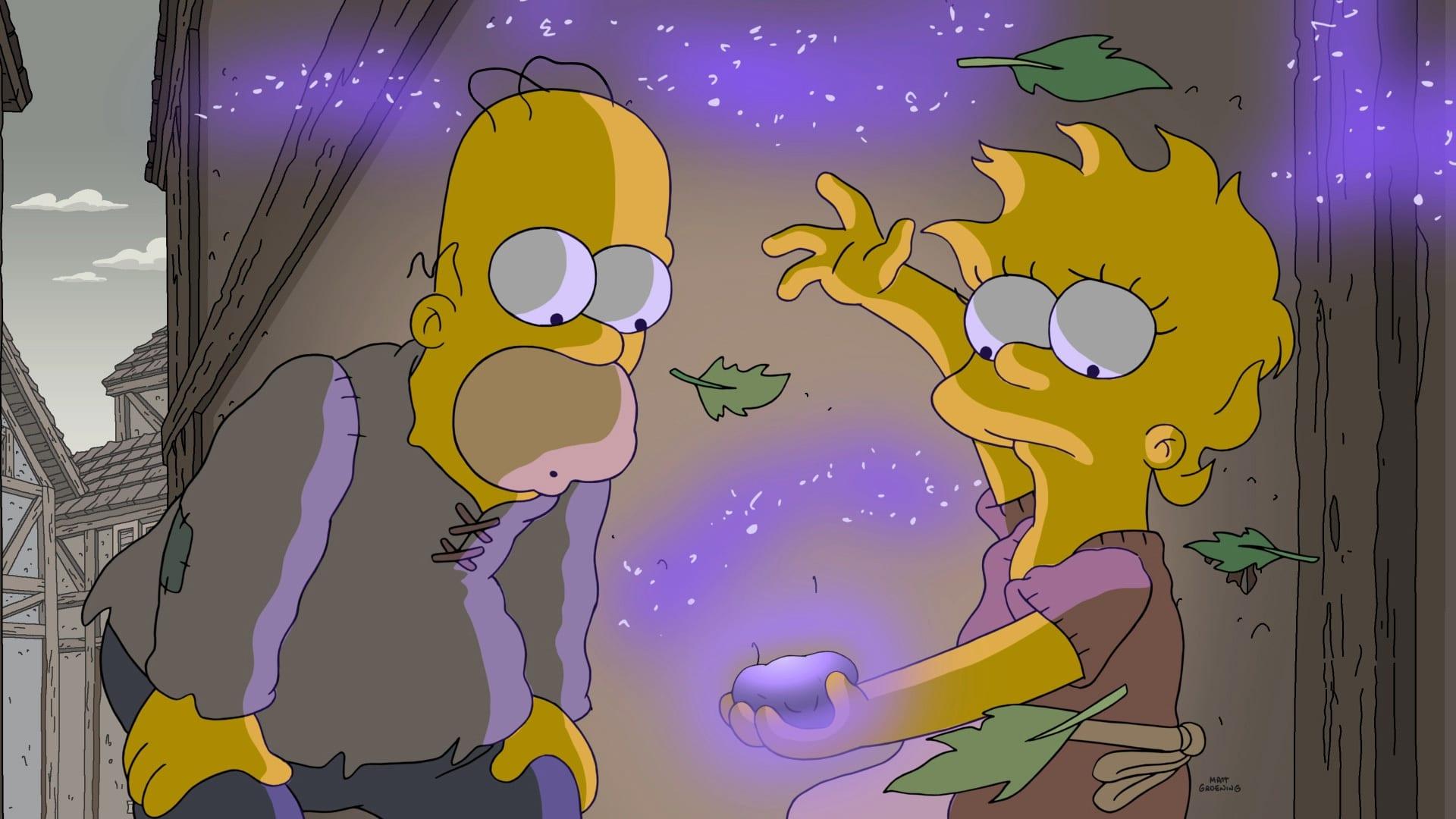 The Simpsons - Season 29 Episode 1 : The Serfsons