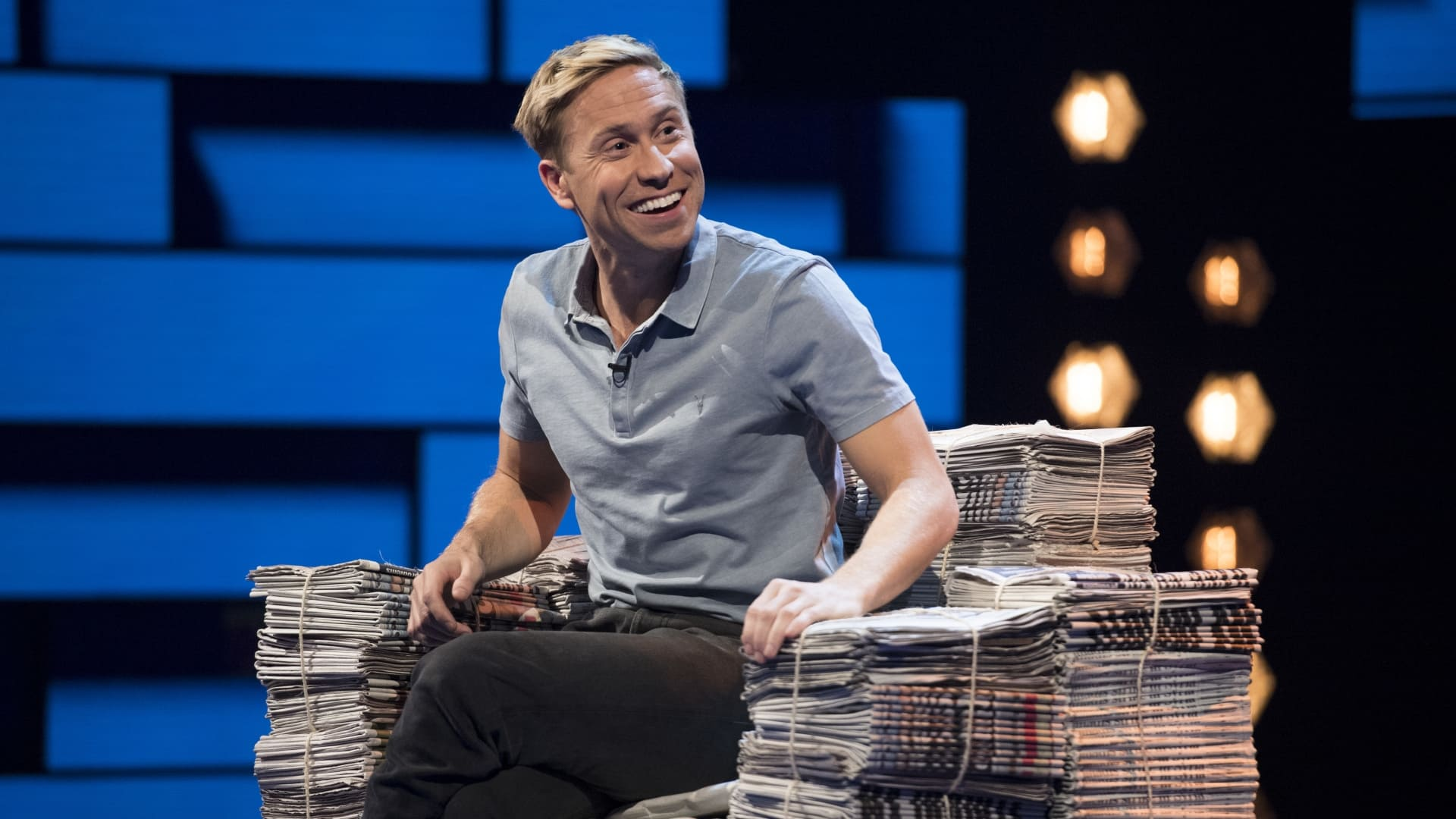 The Russell Howard Hour Season 1 :Episode 1  Episode 1