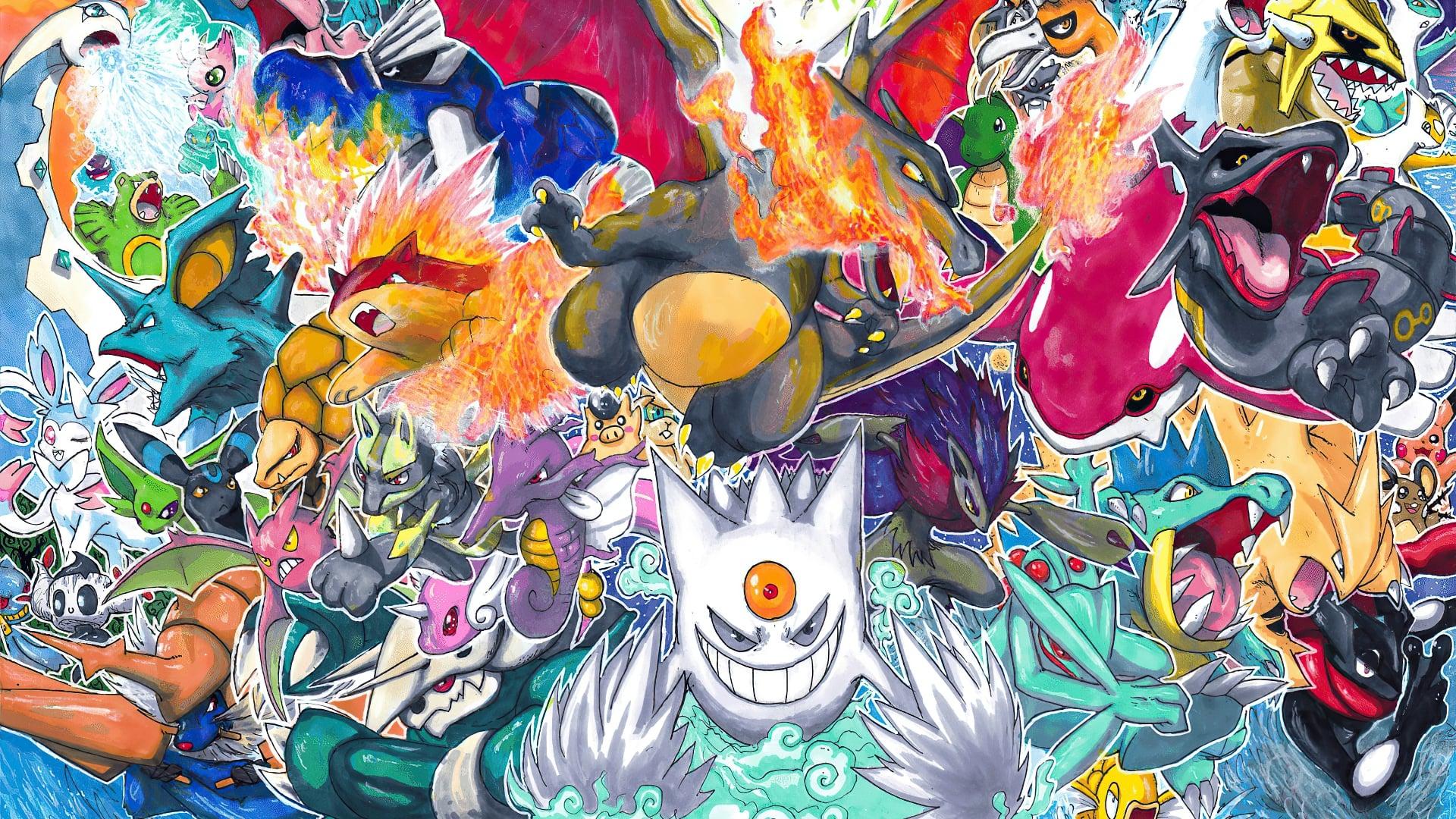 Pokémon - Season 1 Episode 74 : The Ancient Puzzle of Pokémopolis