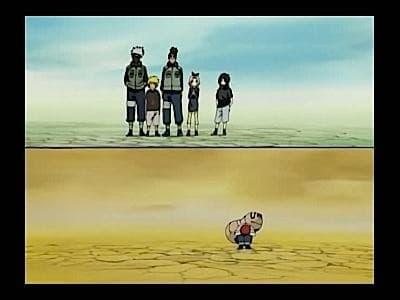 Naruto Shippūden - Season 1 Episode 9 : The Jinchuriki's Tears
