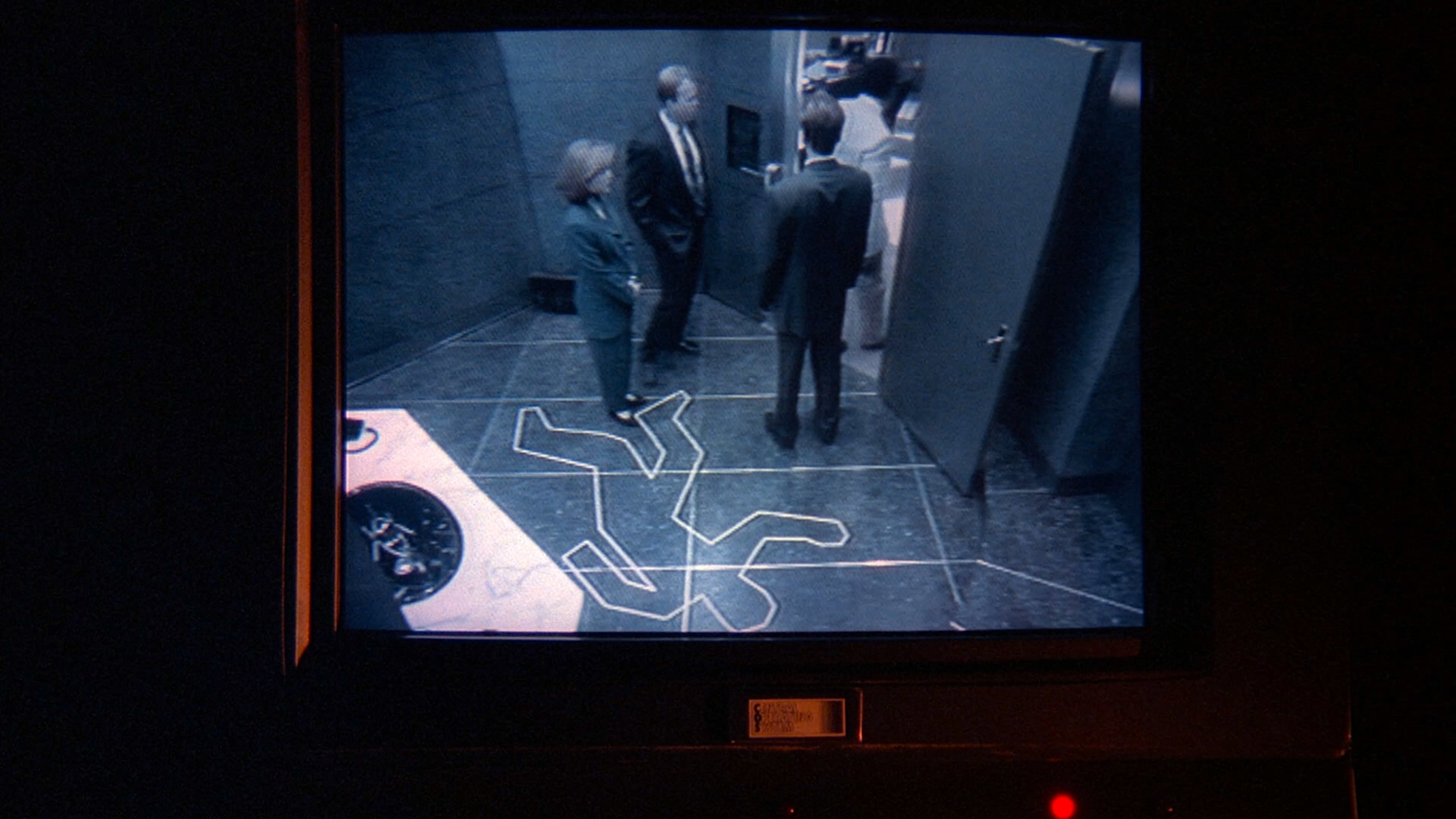 The X-Files Season 1 :Episode 7  Ghost in the Machine
