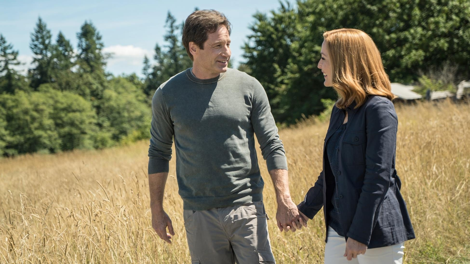 The X-Files Season 10 :Episode 5  Babylon