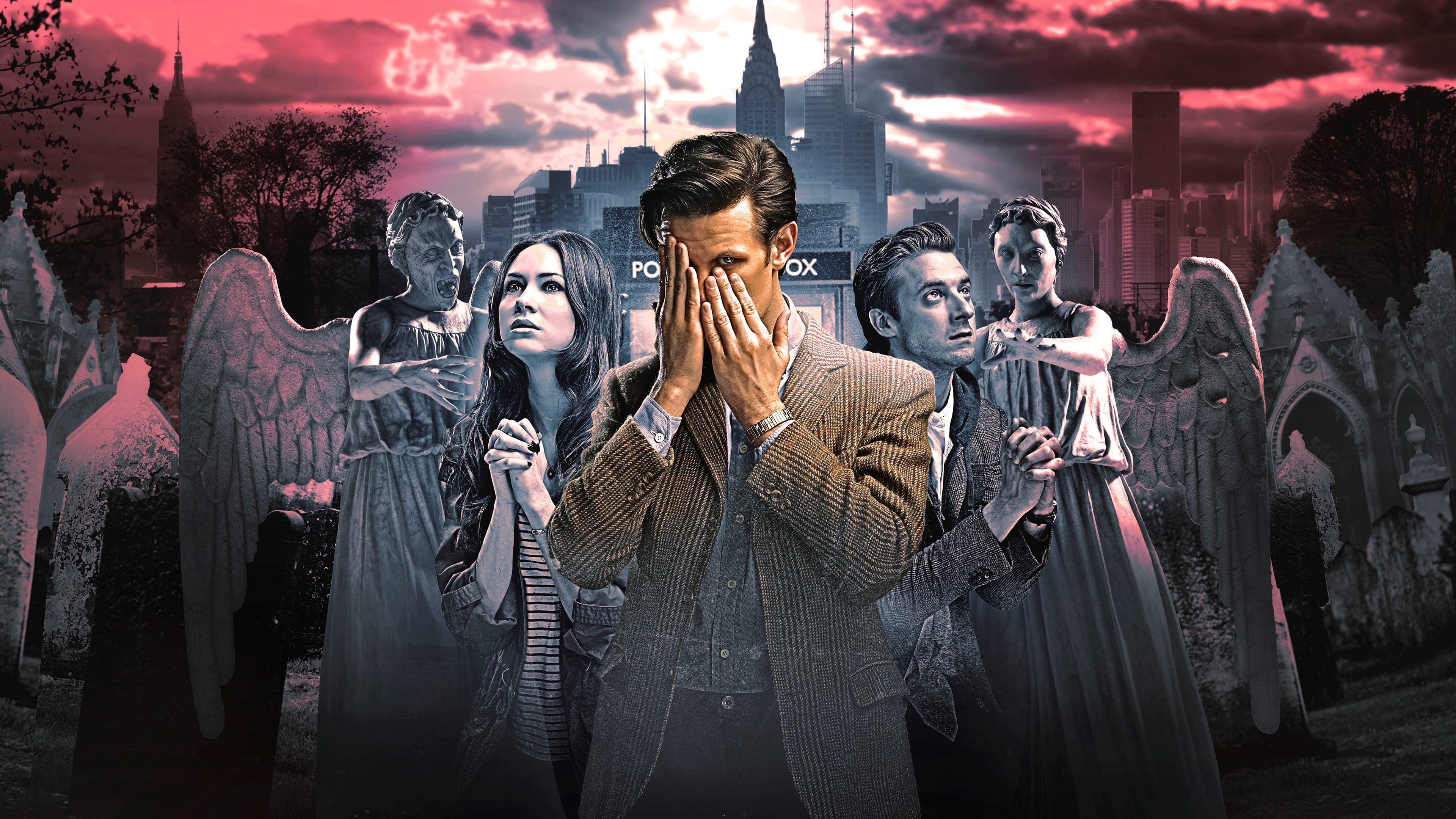 Doctor Who Season 7 :Episode 5  Die Macht des Wortes