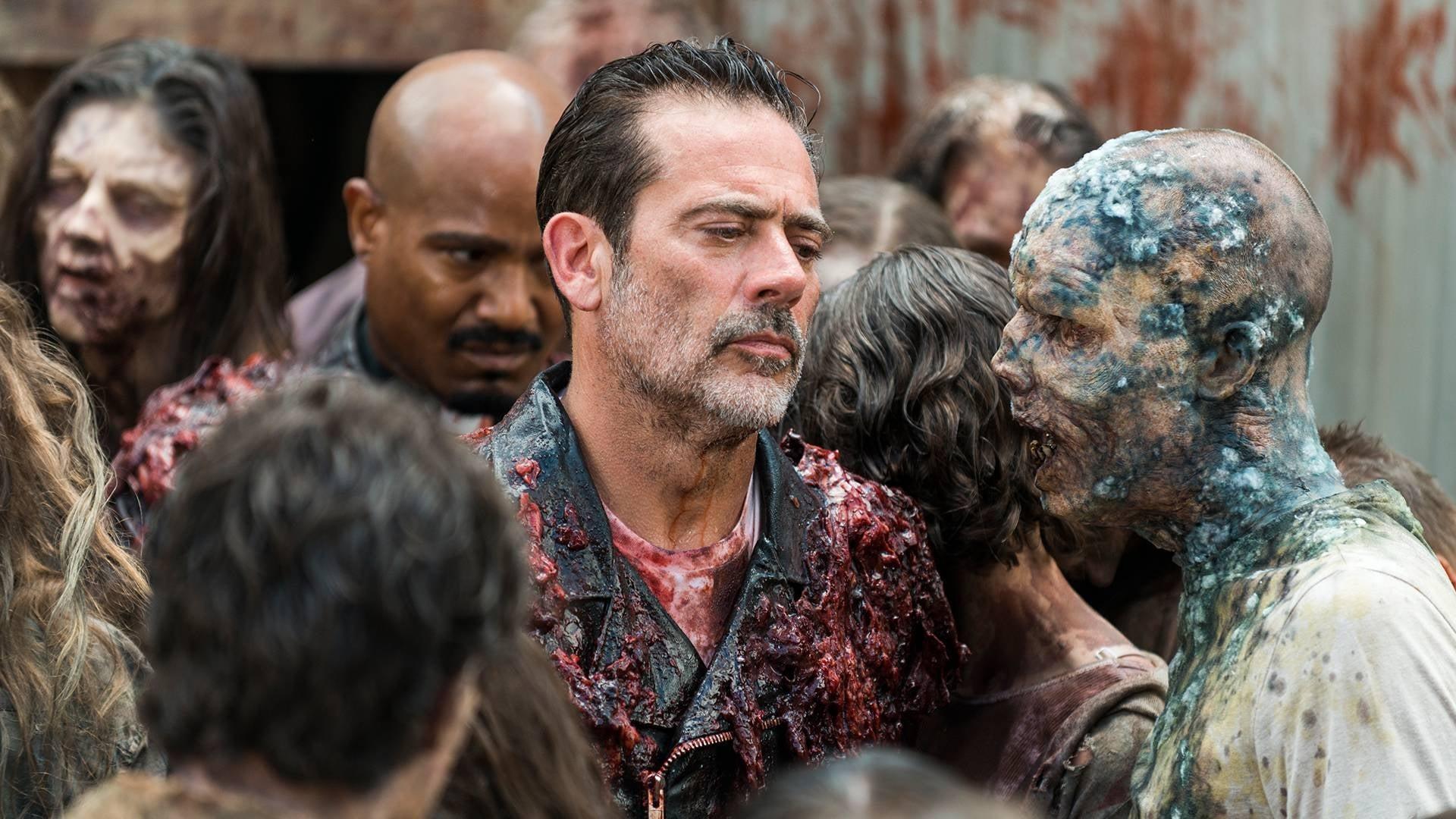 The Walking Dead Season 8 :Episode 5  The Big Scary U