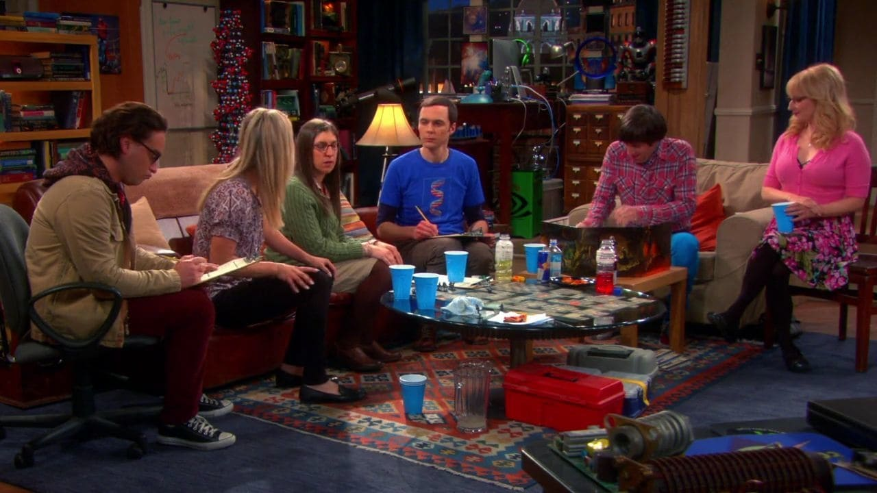 The Big Bang Theory - Season 6 Episode 23 : The Love Spell Potential