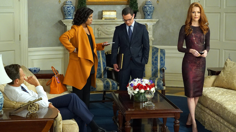 Scandal Season 6 :Episode 2  Hardball