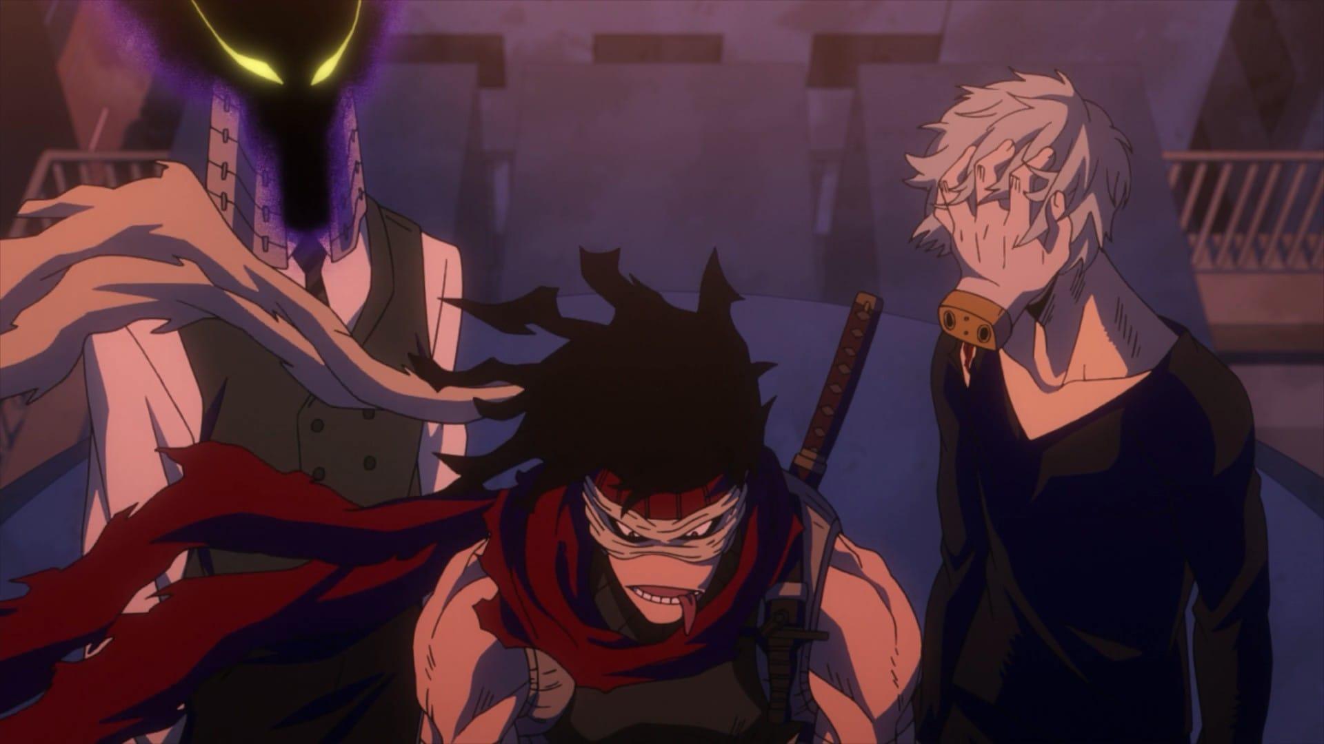 My Hero Academia Season 2 :Episode 15  Midoriya and Shigaraki