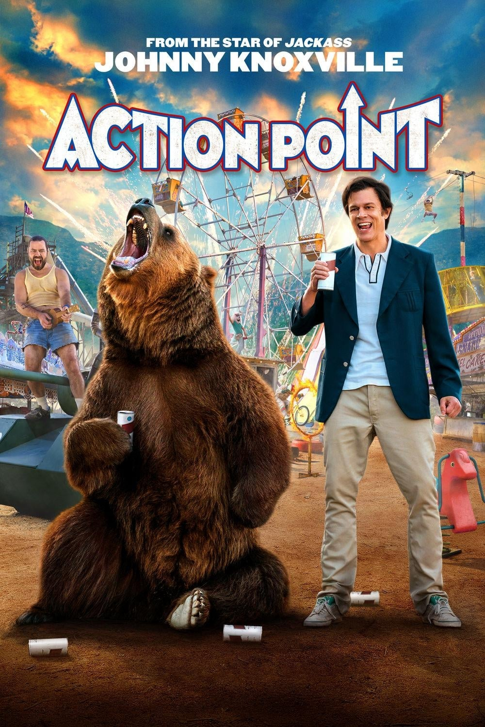 Action Point (2018) LATINO