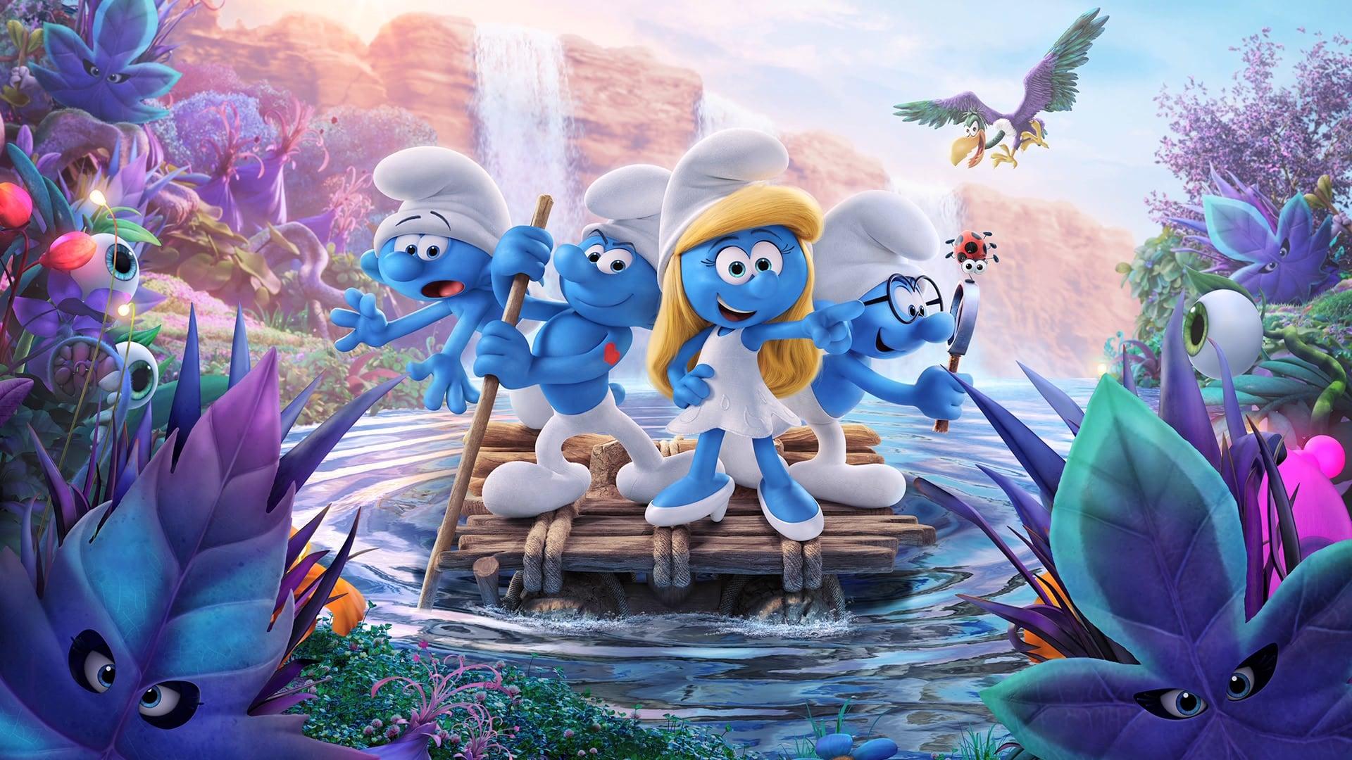 watch smurfs the lost village 2017 free solar movie