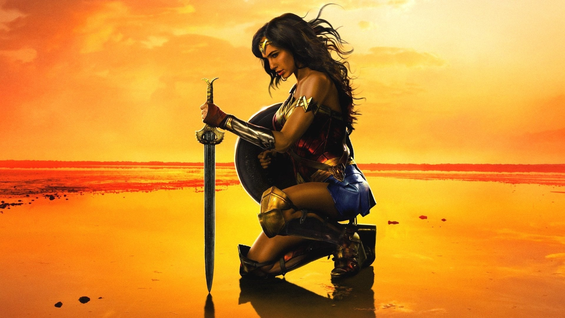 Contraportada Wonder Woman