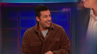 Season 17 :Episode 20  Adam Sandler