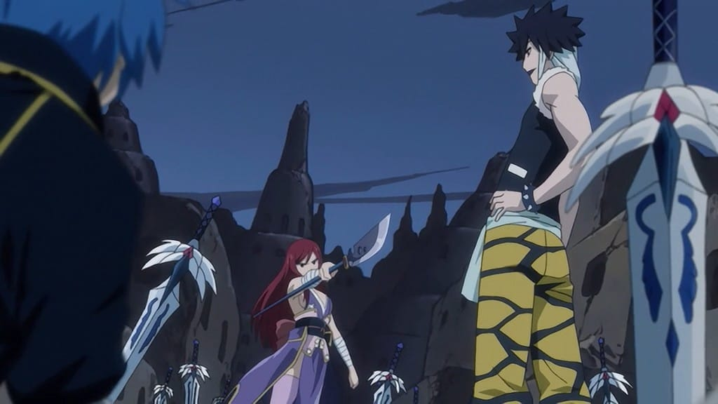 Fairy Tail - Season 2 Episode 15 : It is Your Words