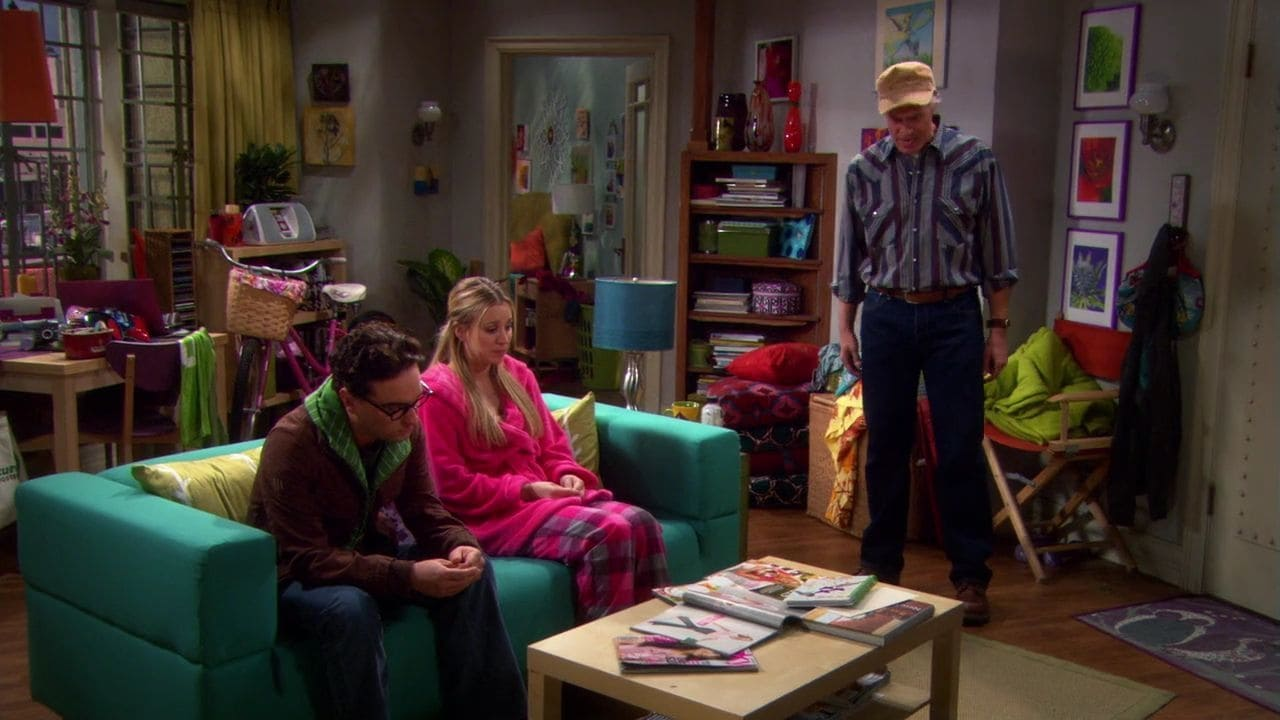 The Big Bang Theory - Season 4 Episode 9 : The Boyfriend Complexity