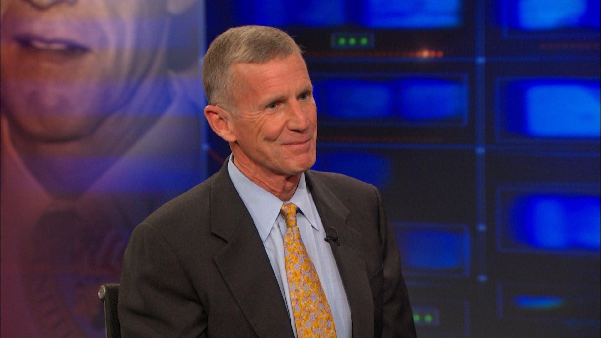 The Daily Show with Trevor Noah Season 20 :Episode 111  Stanley McChrystal