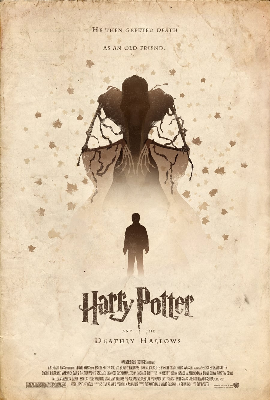 Harry Potter and the Deathly Hallows Art