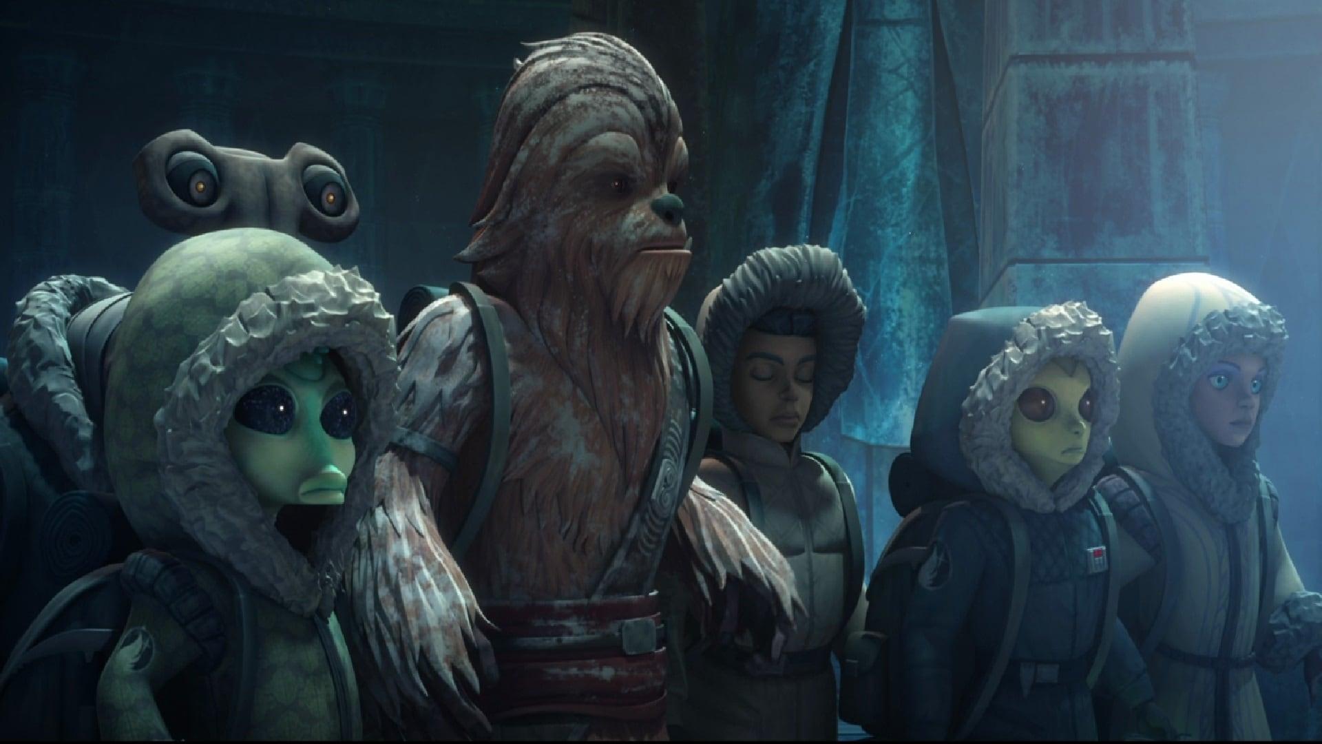 Star Wars: The Clone Wars - Season 5 Episode 6 : The Gathering