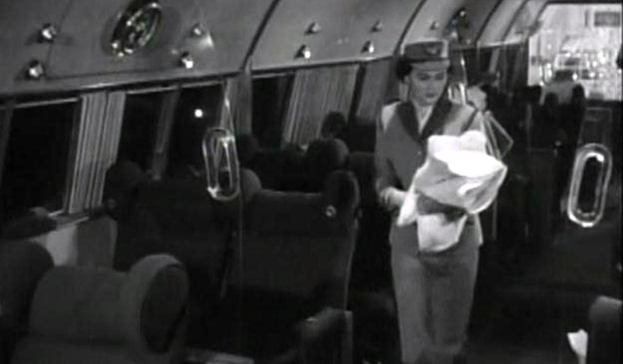 no highway in the sky No 112: the comet failures (its title is no highway in the sky it stars jimmy stewart as honey, and marlene dietrich) how did nevil shute anticipate the reindeer disaster author henry petroski's idea isn't dramatic.