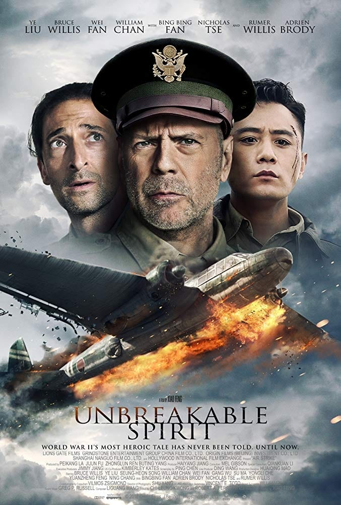 image for Air Strike (2018)