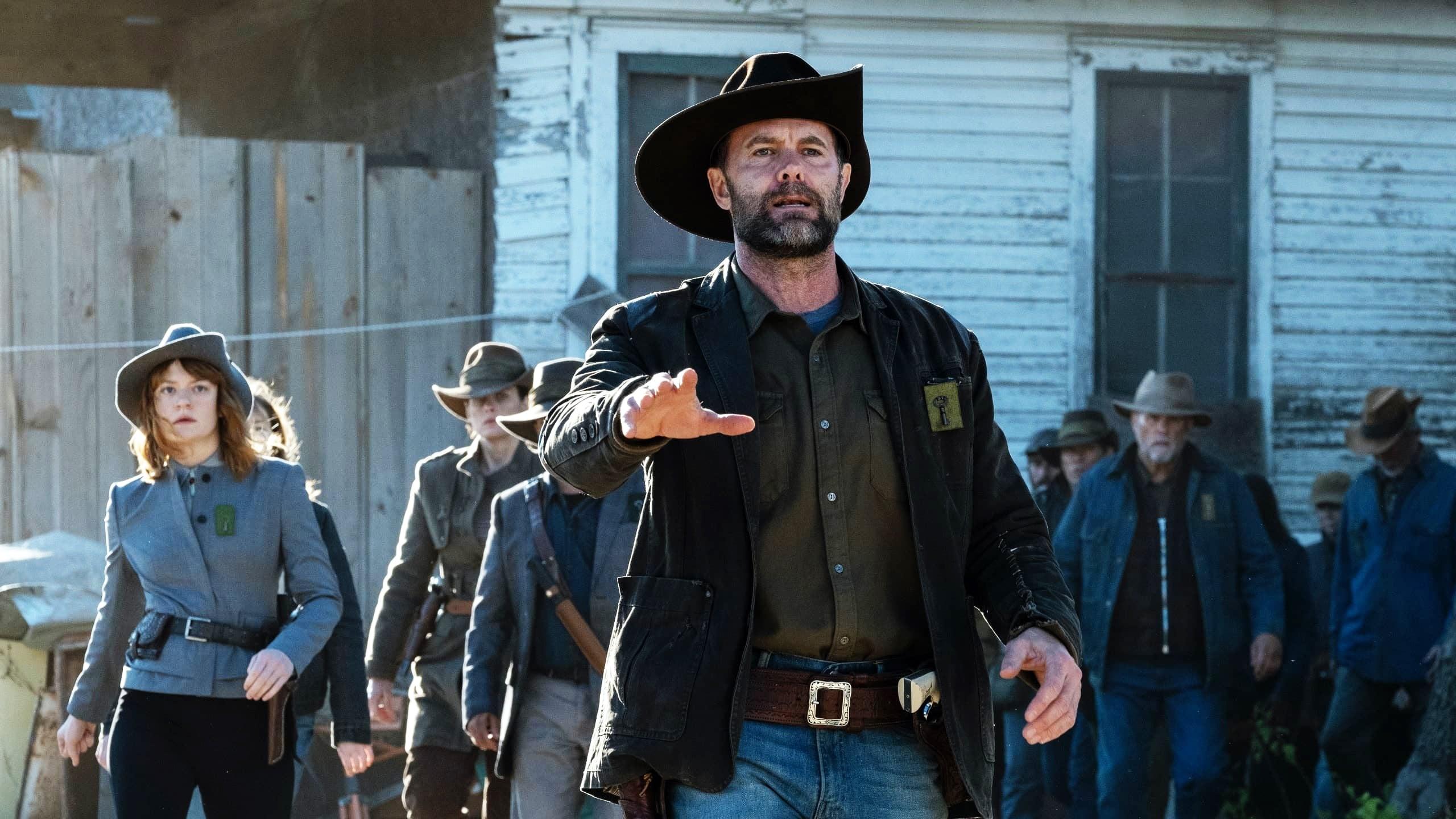 Fear the Walking Dead - Season 6 Episode 4 : The Key