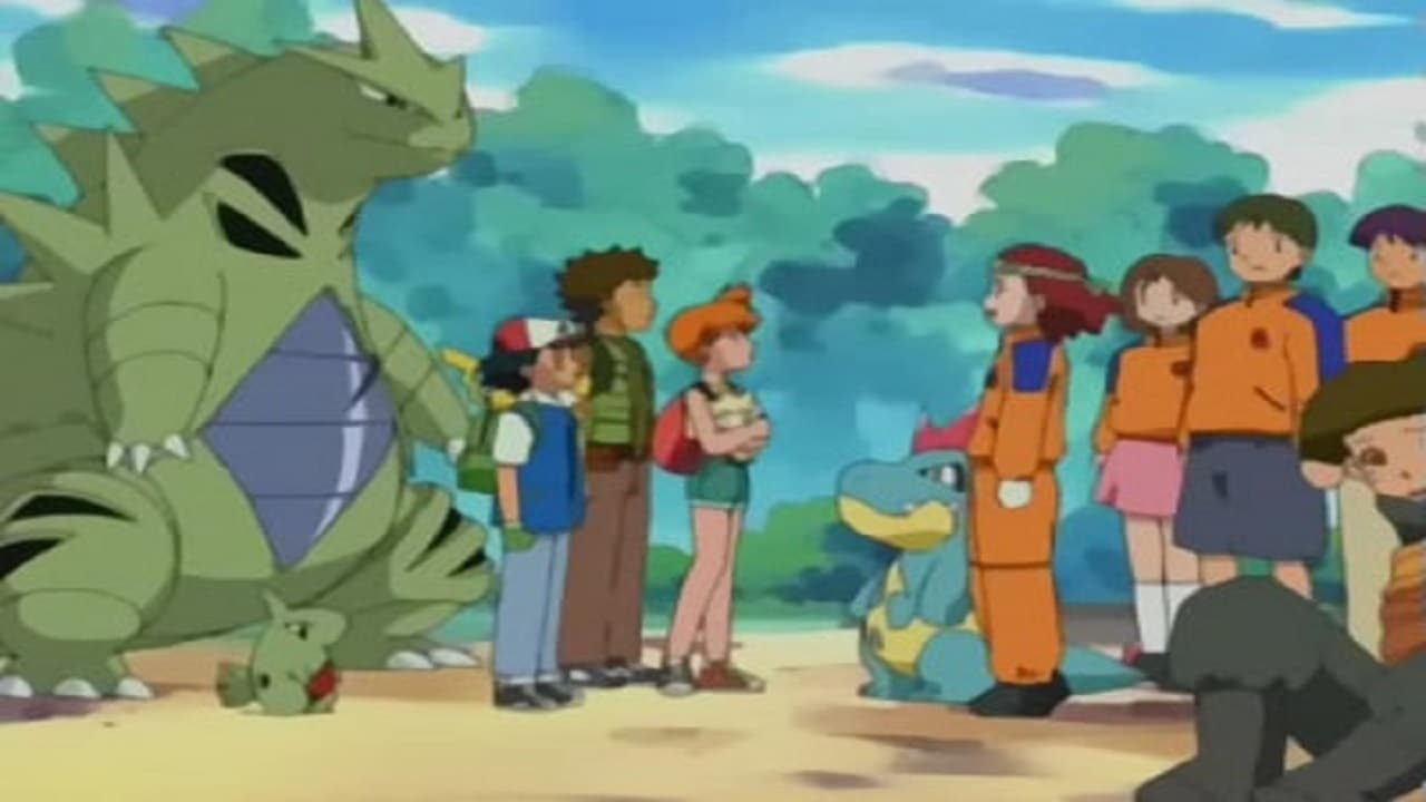 Pokémon Season 5 :Episode 55  Mother of All Battles