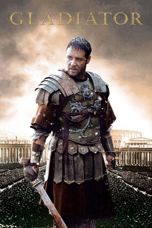 Gladiator Filmed
