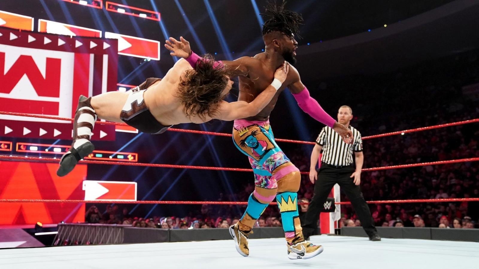 WWE Raw Season 27 :Episode 18  May 6, 2019 (Cincinnati, OH)