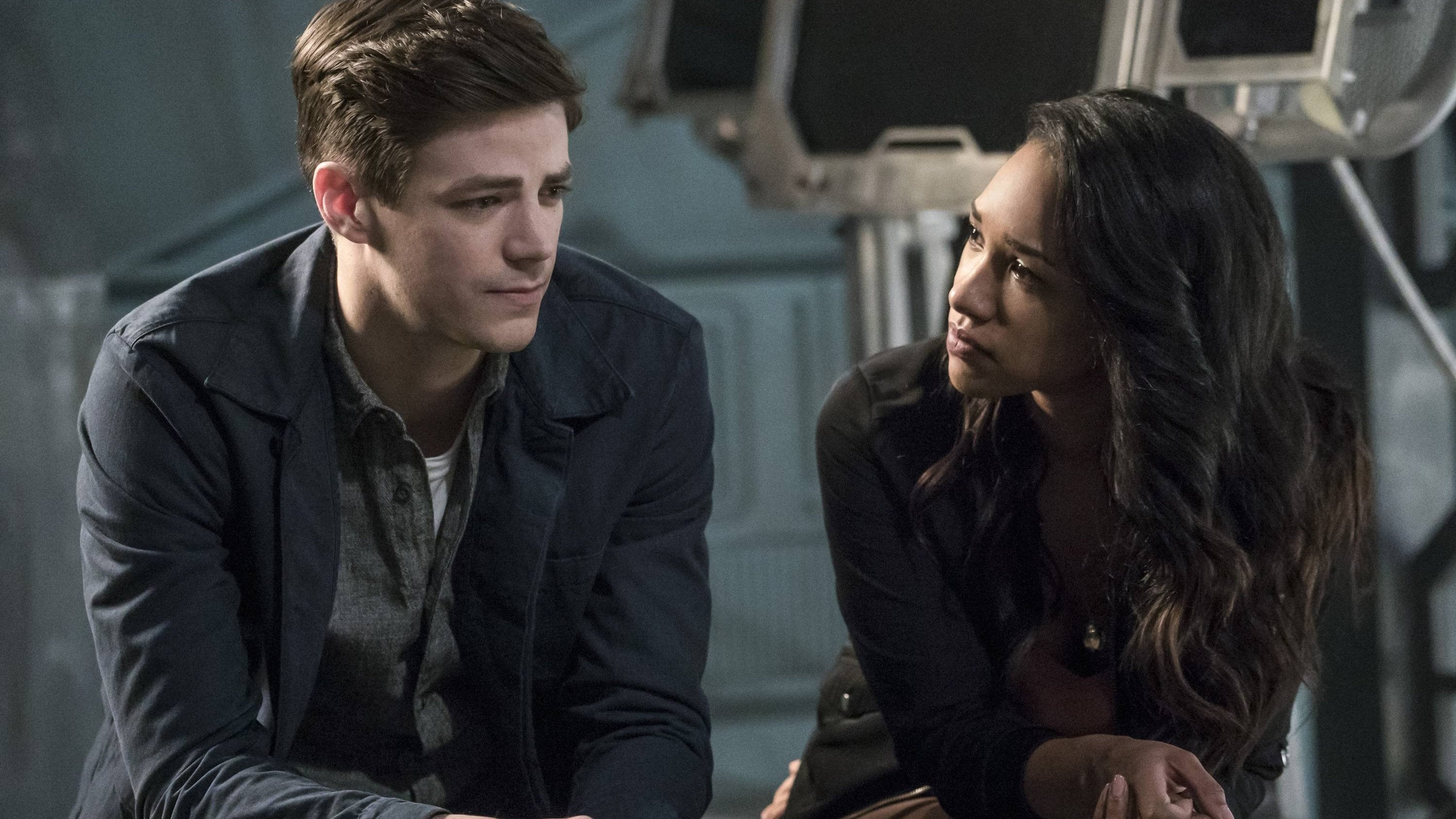 The Flash Season 3 :Episode 21  Cause and Effect