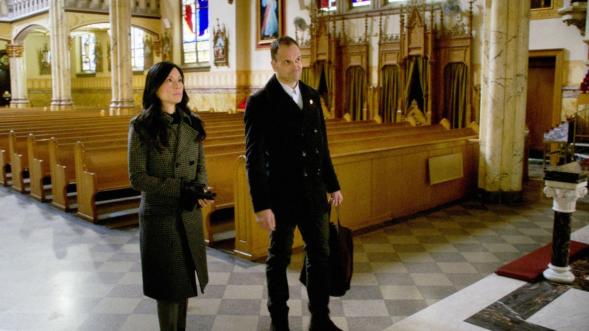 Elementary Season 6 :Episode 15  How to Get a Head