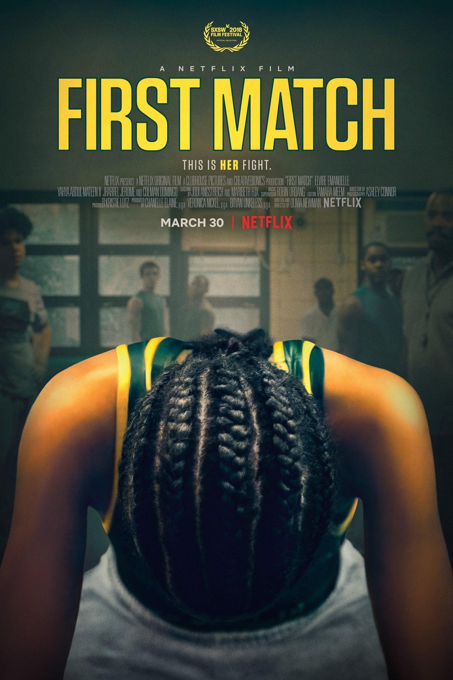 First Match  (Mi primer combate)