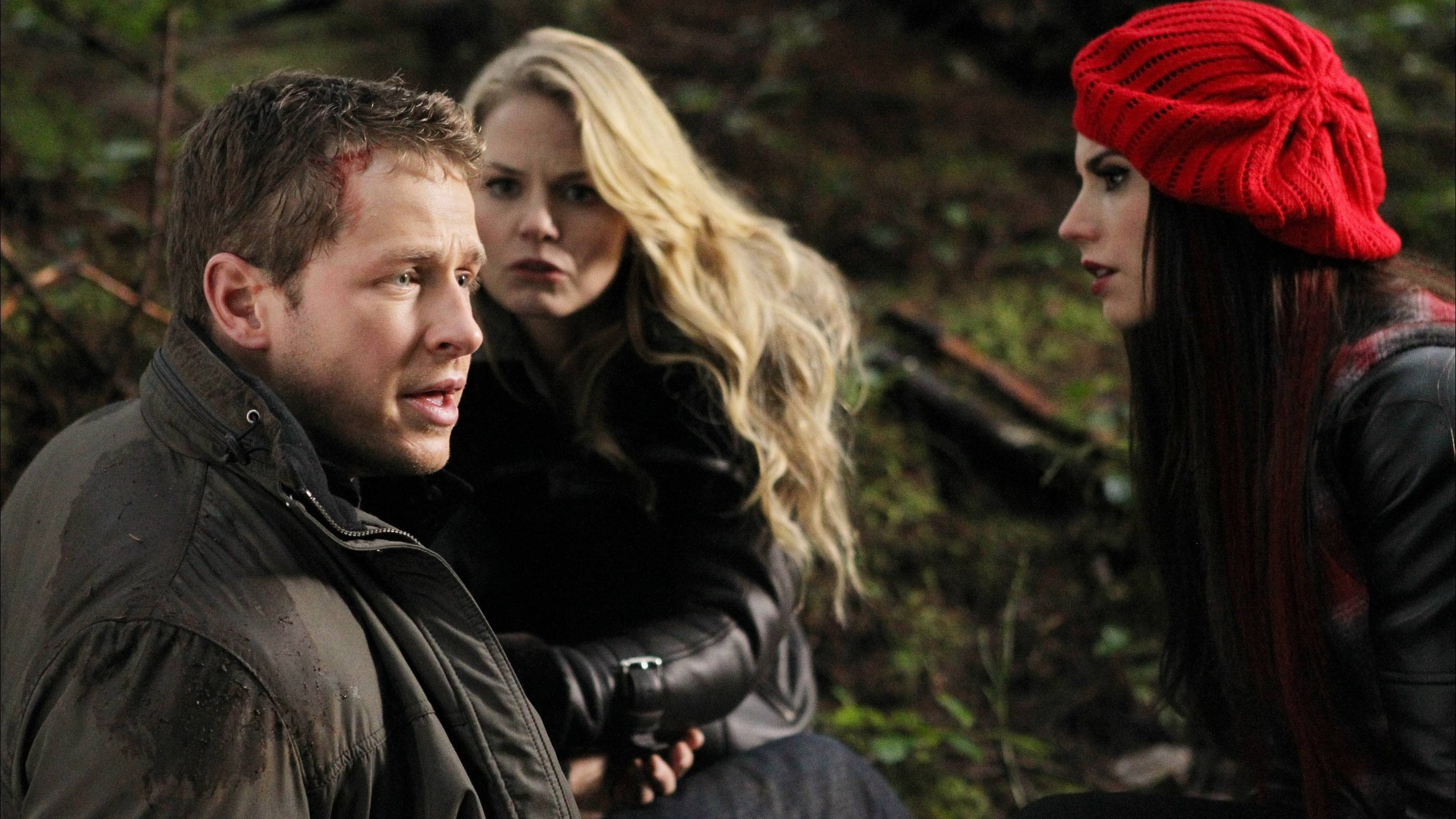 Once Upon a Time Season 1 :Episode 15  Red-Handed